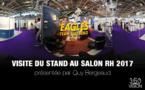 Sur le stand EAGLES TEAM BUILDING [360° Vision]