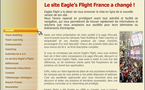 Le site Eagle's Flight France a changé
